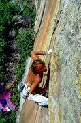 Rock Climbing Photo: Cranken Spanken.
