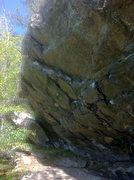 Rock Climbing Photo: This photo shows both the Marietta Mangler (the tr...