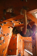 Rock Climbing Photo: Gym route