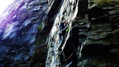 Rock Climbing Photo: The Crumbling