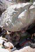 Rock Climbing Photo: Most excellent boulder
