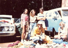 Rock Climbing Photo: 1960 VW bus was home off and on and it served me w...