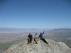 Rock Climbing Photo: the summit!