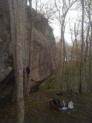 Rock Climbing Photo: bradbury