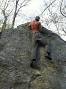 Rock Climbing Photo: beer was a determining factor in reaching the top ...