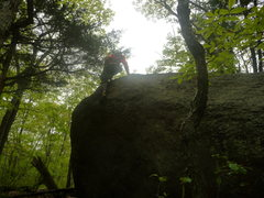 Rock Climbing Photo: this send was a long time coming.