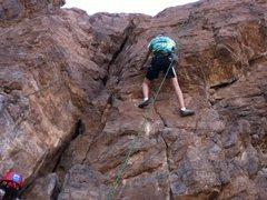 Rock Climbing Photo: Chris And Chris.