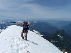 Rock Climbing Photo: Summit of El Dorado