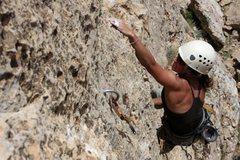 Rock Climbing Photo: Syria
