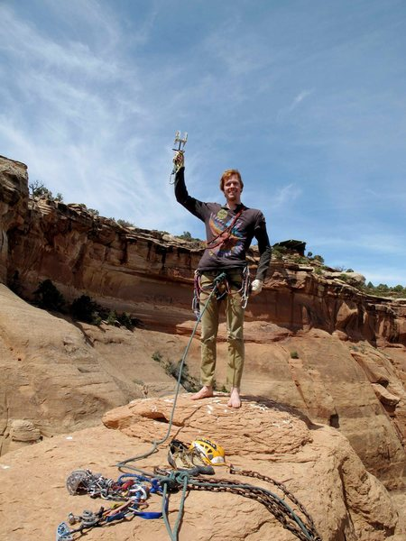 "Rock Climbing Photo: ""And I'd like to give special thanks to the #..."