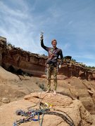 """Rock Climbing Photo: """"And I'd like to give special thanks to the #..."""