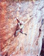Rock Climbing Photo: John Sherman