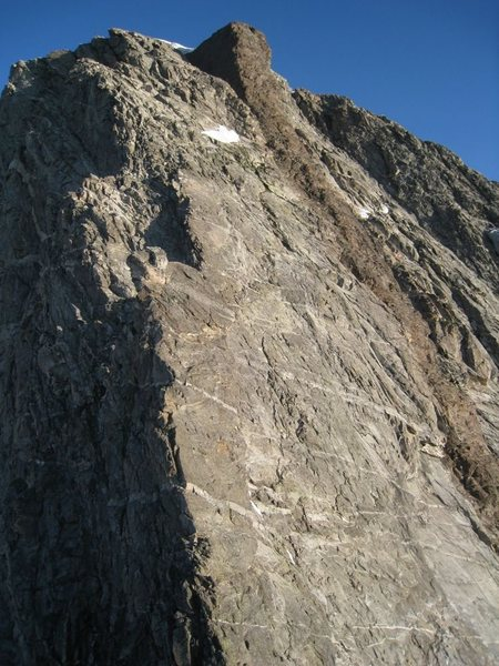 Rock Climbing Photo: Black Dike