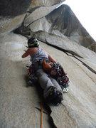 Rock Climbing Photo: Astroman