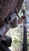 Rock Climbing Photo: Hollow's Way V8