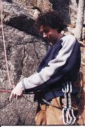 Rock Climbing Photo: Rumney 2001