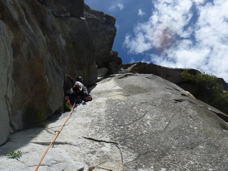 Rock Climbing Photo: Moratorium