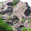 Black Wall; Mt. Tammany, Delaware Water Gap