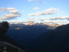 Rock Climbing Photo: Canadian Rockies, British Columbia
