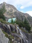 Rock Climbing Photo: The Conrad Kain hut.