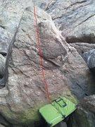 Rock Climbing Photo: Leage of Legends