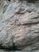 Rock Climbing Photo: Russian Ouellette