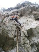 Rock Climbing Photo: eco challenging euan