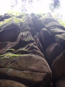 Rock Climbing Photo: Breathing Rocks are waiting someone who can touchi...