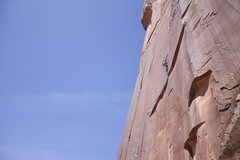 Rock Climbing Photo: Utah > Moab Area > Indian Creek > Supercr...