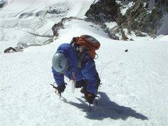 Rock Climbing Photo: The climbing