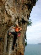 Rock Climbing Photo: Climbing in Thailand