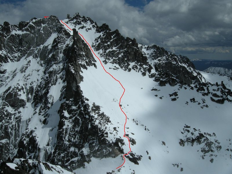 West route