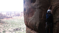 Rock Climbing Photo: Holla back Mountain Project.