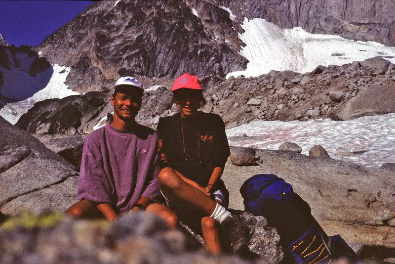 Rock Climbing Photo: G~Me~Bugs