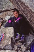 Rock Climbing Photo: gh
