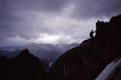 Rock Climbing Photo: good night sweet prince xx