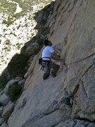Rock Climbing Photo: Dappled Mare P2