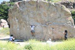 Rock Climbing Photo: Albert Ramirez 5-21-11