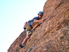 Rock Climbing Photo: Cool Breeze ... Nice Exposure