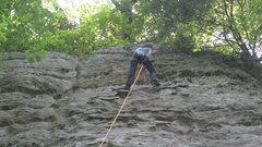 Rock Climbing Photo: Off belay!
