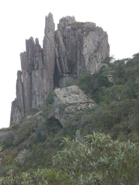 Charuto's massif