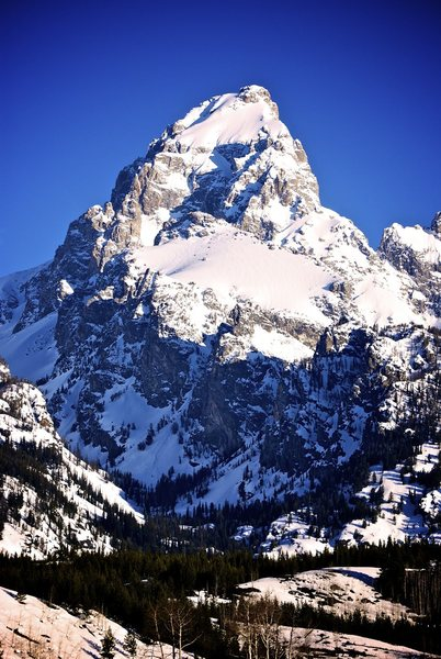 Rock Climbing Photo: Grand Teton