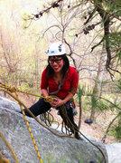 Rock Climbing Photo: hangin' out