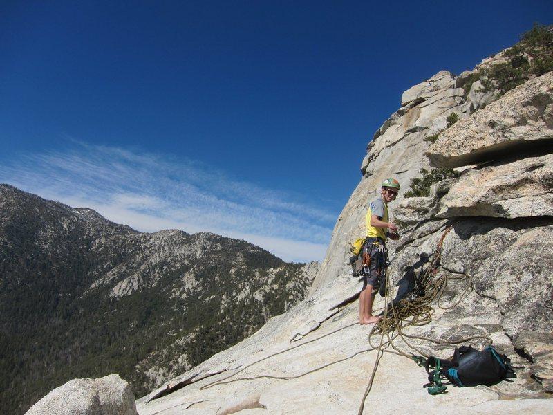 Rock Climbing Photo: tahquitz!