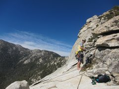 Rock Climbing Photo: tahquitz!