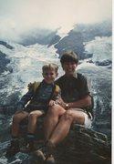 Rock Climbing Photo: An early Switzerland trip