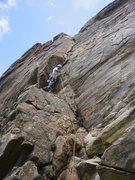 Rock Climbing Photo: Corner Market.