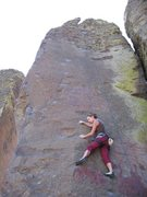 Rock Climbing Photo: Another from one of my first trips to Vantage, WA.