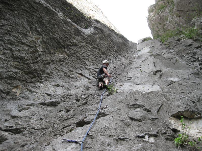 Rock Climbing Photo: P.1
