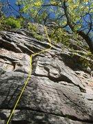 Rock Climbing Photo: No Picnic